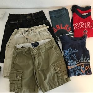 Boys bundle 2T